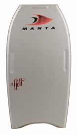 MANTA BODYBOARDS Charlie Holt Contour Polypyo (PP) Core - 2014/15 Model