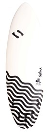 SOFTECH SOFT SURFBOARD Jake Levy Tri Quad NXL Model - 5'8 - 2014/15 Model