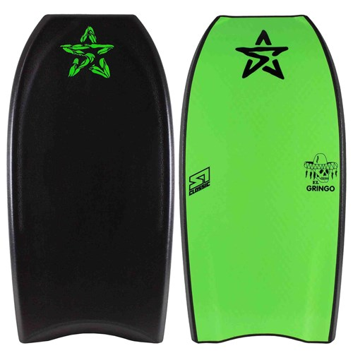 "STEALTH BODYBOARDS George Humpreys ""El Gringo"" Exert NRG+ Core - 2017/18 Model"