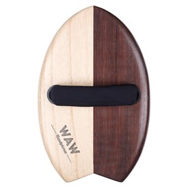 WAW Handplanes - Two Tone Fish