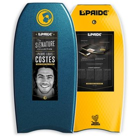 PRIDE BODYBOARDS Pierre Louis Costes Polypro Core - 2015/16 Model