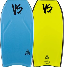 VS BODYBOARDS Vision PE Core Bodyboard - 2018/19 Model