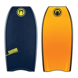 NOMAD BODYBOARDS Faction Limited Polypro Core  - 2018/19 Model