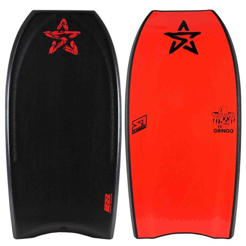 "STEALTH BODYBOARDS George Humpreys ""El Gringo"" ISS Polypro Core - 2016/17 Model"