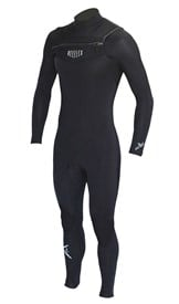 REEFLEX WETSUITS Drifter 3/2mm GBS Chest Zip Steamer