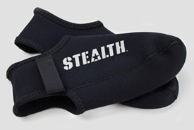 STEALTH Neoprene Fin Socks/Savers - Pair - Black