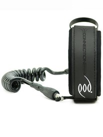 POD Connection Superior Prone Medium Bicep Leash - Black