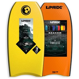 PRIDE BODYBOARDS Timeless Polypro Core - 2016/17 Model