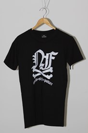 No Friends Clothing - Bones T Shirt Black
