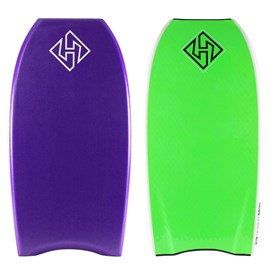 HUBBOARDS Bodyboards Hubb Crescent Tail Polypro Core - 2015/16 Model