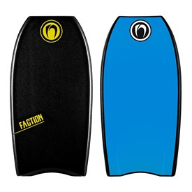 NOMAD BODYBOARDS Faction D12 Polypro Core  - 2017/18 Model