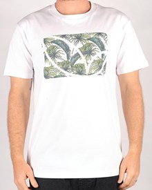 GRAND FLAVOUR Leaf T Shirt - White