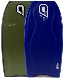 QCD BODYBOARDS Drive ISS Kinetic Polypro Core - 2016/17 Model