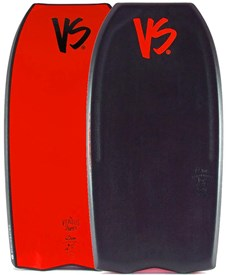 VS BODYBOARDS Dave Winchester Wi-Fly Quad Concave PFS-3 Polypro Core Bodyboard - 2017/18 Model