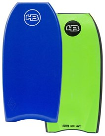 HB Bodyboards Raw Art NRG Core - 2015/16 Model