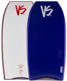 VS BODYBOARDS Dave Winchester ISS Polypro Core Bodyboard - 2016/17 Model