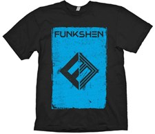 FUNKSHEN BODYBOARDS Wrecktangle T Shirt