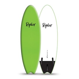 RYDER SOFT SURFBOARD - Fish Series 6'0