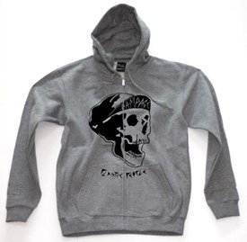 PLASTIC PEOPLE Johnny Rampage Hoody