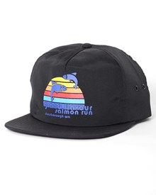 GRAND FLAVOUR Salmon Volley Snapback Hat