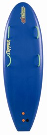 EL NINO SOFT SURFBOARD Nipper Board 5'10 - 2014/15 Model