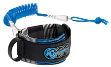 CREATURES OF LEISURE Ryan Hardy Bicep Leash - Medium - Navy/ White