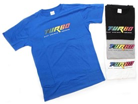 Turbo Bodyboards Logo T Shirt