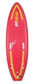 EL NINO SOFT SURFBOARD Fluid 5'6 Model - 2012/13 Model