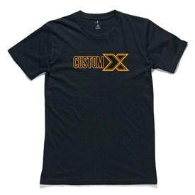 Custom X Bodyboards Logo T Shirt - Assorted Colours