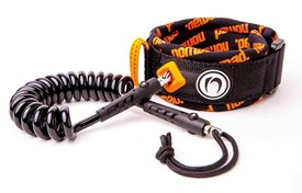 NOMAD LARGE BICEP LEASH - Orange