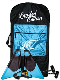 Limited Edition Boardbag/ Fins/ Leash/ Fin Savers Package Deal