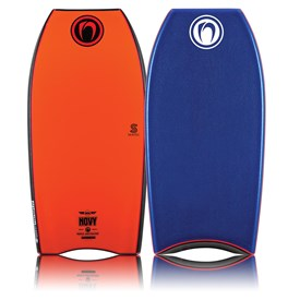 NOMAD BODYBOARDS Michael Novy Polypro Core - 2016/17 Model