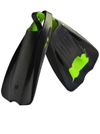 POD Fins PF1 Black and Lime