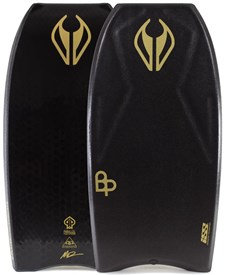 NMD BODYBOARDS Ben Player ISS Quad Concave Elite PFS-3 Polypro Core - 2017/18 Model