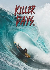 KILLER DAYS - DVD by Mitch Rawlins, Todd Barnes & Chris Bryan