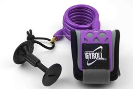 GYROLL Wrist Leash Purple