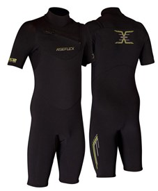 REEFLEX WETSUITS JUPITER CHEST ZIP 2/2mm SPRINGSUIT - Phantom