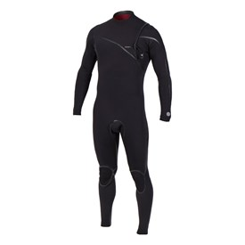 AGENT EIGHTEEN Wetsuits - A7 Zipperless 302mm S-Sealed Steamer - Black - 2016 Winter Range