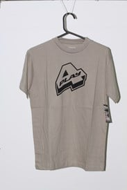 4PLAY LOGO T- Shirt - Grey