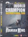 BODYBOARD INSTRUCTIONAL DVD - DVD hosted by Damian King