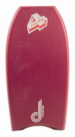 4PLAY BODYBOARDS Dallas Singer Tech Polypro (PP) Core - 2014/15 Model