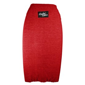 LIMITED EDITION STRETCH BODYBOARD SOCK - Red