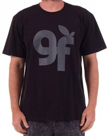 GRAND FLAVOUR GF Loop T Shirt - Black