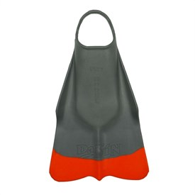 DA FINS - Grey/ Orange