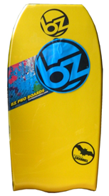 BZ BODYBOARDS Batfly Bat Tail EPS Core - 2015/16 Model