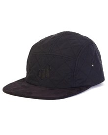 GRAND FLAVOUR Quilted 5 Panel Hat