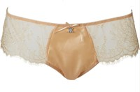 Kardashian Intimates Avalon Bikini Brief - Nude - ONLINE STOCK SOLD OUT - AVAILABLE IN STORE ONLY