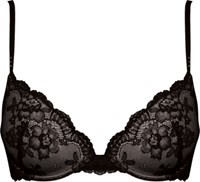 Pleasure State My Fit Push-up Plunge Bra - FMO Lace