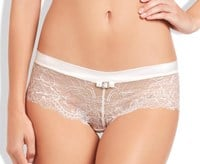 Pleasure State White Label Layla Belle Brazilian Brief - Ivory