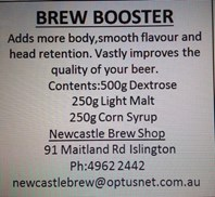 Brew Booster